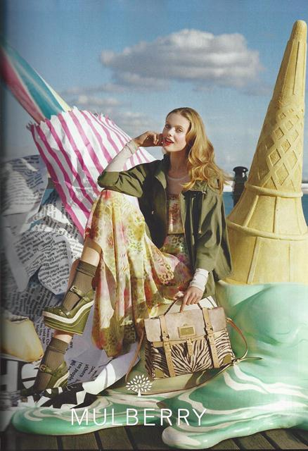 mulberry campaign ss/12