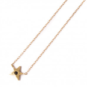 Lucky Spark Noir necklace